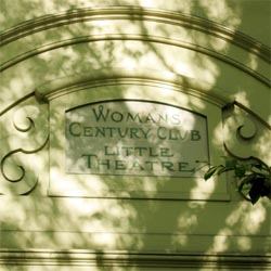 Woman's Century Club Little Theatre