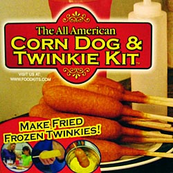 The All American Corn Dog & Twinkie Kit