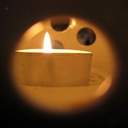 [Tea candle]