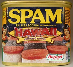 SPAM Hawai'i Limited Edition