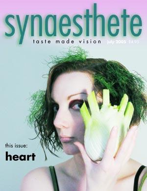 [Synaesthete July '05]